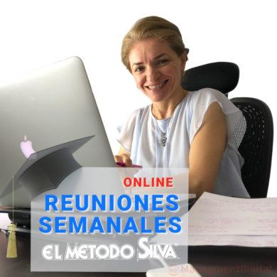 Reuniones Semanales Método Silva 2021